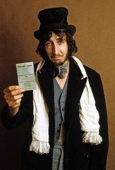 Pete Townshend as Fagen
