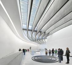 Zaha Hadid Architects   MAXXI Gallery