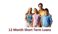 #12MonthShortTermLoans arrange instant cash assistance without any delay. Through these financial services borrowers can avail an amount ranging from £100 to £1000 and repay back within easy installments.  www.nocreditcheck12monthloans.co.uk