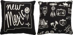New Mexico Two Sided Pillow