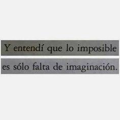 Frases con imágenes : Imaginación