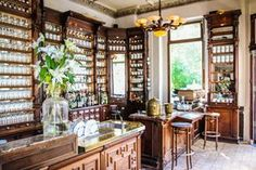 The Editors: Frederik Frede of Freunde von Fruenden on Berlin and Creativity - Melting Butter Berlin Cafe, Restaurant Berlin, Cool Places To Visit, Places To Go, Apothecary Shoppe, Pharmacy Design, Cafe Design, Berlin Germany, Oras