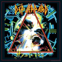 Def Leppard - Hysteria music CD album at CD Universe, Hysteria is the fourth studio album by English hard rock band Def Leppard, It was released on August Def Leppard, Hard Rock, Pet Shop Boys, Black Sabbath, Iron Maiden, Digital Foto, El Rock And Roll, Illuminati, Rock Album Covers