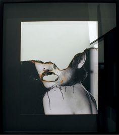 Douglas Gordon Douglas Gordon, Pop Art, Art Projects, Phobias, Portrait, Summer 2014, Painting, Paper, Inspiration