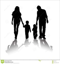 Photo about Happy dream family, black Silhouette with white background. Illustra… Photo about Happy dream family, black Silhouette with white background. Illustration of vacationer, chat, vector – 92583014 Mom Dad Tattoos, Father Tattoos, Tattoo For Son, Family Tattoos, Tattoos For Guys, Family Sketch, Family Drawing, Mom Tattoo Designs, Sketch Tattoo Design
