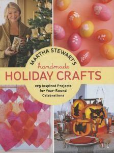 Homemade Crafts with Martha Stewart