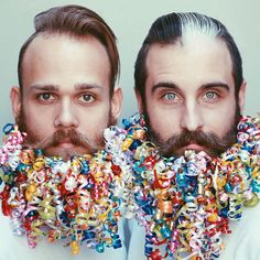 The Gay Beards Are Ready For The Holidays | the issue