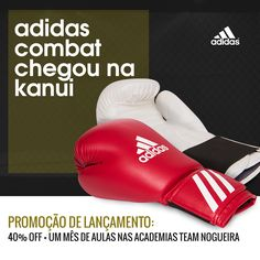 Campanha Luva Adidas Combat - Minotouro 600x600