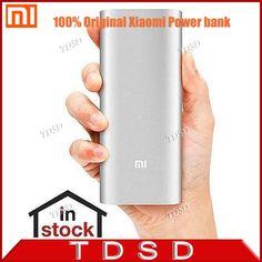 100% Original Xiaomi Power Bank 16000mAh Portable Charger Mi Powerbank External Battery Pack Backup powers for Iphone5S 6 Plus 6