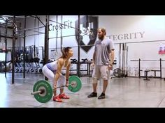 How to power clean with ease. Best Power Clean form EVER   Video