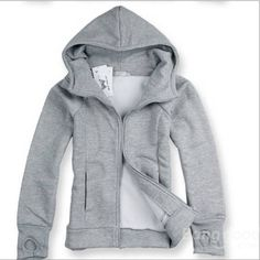 Fashion Casual Mens Hoodie High Neck Coat Long Sleeve Jacket Outerwear 4 COLORS - US$18.89