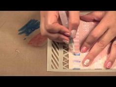 Scrap Time - Ep. 812 -- 3 Ways to Use your Faber-Castell Gelatos