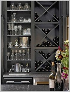 [ Home Bar ] Tips For Creating Your Home Bar #HomeBar