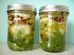 sweet miscellany: Lemon Cucumber Pickles