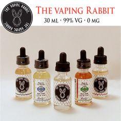 Vaping Rabbit E-juice • 30ml 99%VG • 0mg – Victory Vape