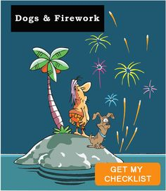 Only 2 Weeks to July 4th - Download your Dogs & Firework Checklist NOW...  http://www.maxxidog.com/us/391/campaigns/maxxicalm-firework-checklist/  #dogsandfireworks #dogs #fireworks #dogsanxiety #dogfear #dogtips #maxxicalm #maxxidog
