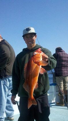 I wonder how many more he caught that day! We have seen a great number of these fish caught everyday!