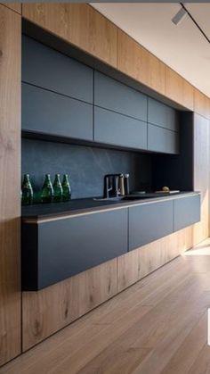 Tenniswood Inspiration - Home Luxury Kitchen Design, Kitchen Room Design, Home Room Design, Kitchen Cabinet Design, Home Decor Kitchen, Interior Design Kitchen, House Design, Kitchen Dining Living, Pantry Design