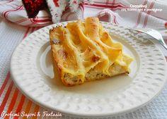 I cannelloni con ricotta noci e parmigiano sono un primo piatto gustoso e invitante. Ideale da servire la domenica o nei giorni di festa.
