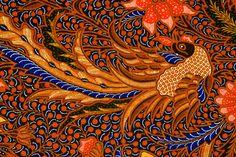 Old Indonesian Batik