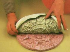 Cómo se hacen moldes de silicona.- Manualidades con siliconas 10