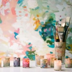 20 watercolor-inspired tutorials for the non-artist.