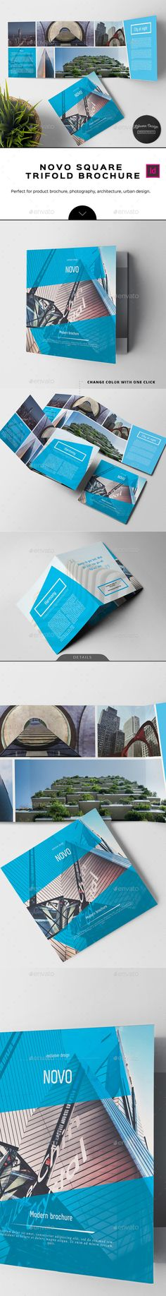 Hotel Trifold Brochure Brochures Brochure Template And Template - Indesign trifold brochure template