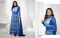 Elegant Fashion Wear Explore the trendy fashion wear by different stores from India Designer Salwar Suits, Designer Dresses, Salwar Kameez, Patiala Suit, Churidar Suits, Anarkali Suits, Punjabi Suits, Elegant Fashion Wear, Latest Sarees