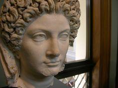Roman Bust by sfPhotocraft, via Flickr