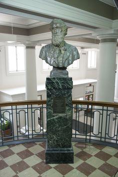 "Image of C. S. Pietro's artwork, ""John Muir"""