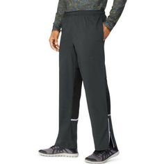 Hanes Sport Men's Performance Running Pants, Size: Small, Blue