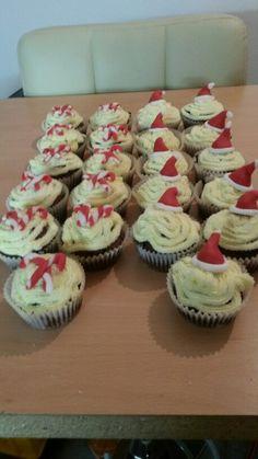 Sehr leckere Cupcakes