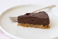 Raw Chocolate Ganache Cake (Vegan and Gluten Free)