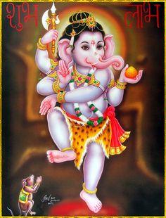 Shri Ganesh Images, Shiva Parvati Images, Krishna Hindu, Ganesha Pictures, Shree Ganesh, Hanuman Photos, Jai Ganesh, Ganesh Idol, Arte Ganesha