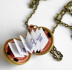 Personalized DIY Locket Necklace-Mother's Day, Wife, Girlfriend