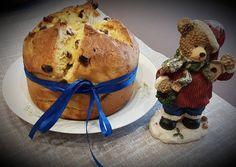 Panettone, olasz gyümölcskenyér Food And Drink, Xmas, Sweets, Bread, Cookies, Baking, Breakfast, Cake, Desserts