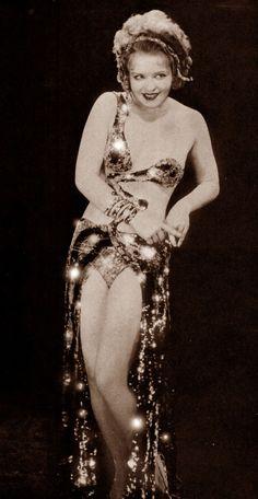 Clara Bow in Hoop-La, 1933