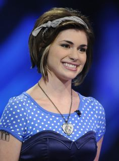 Siobhan Magnus; loved that incredible voice on idol, but haven't liked her song choices since.