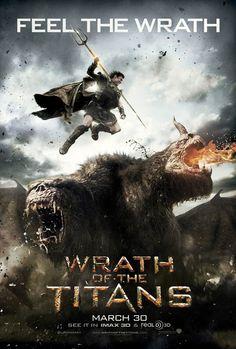 Wrath of the Titans - 7/10