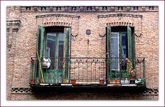 "Balcones de Madrid | ""La Guindalera"" Madrid | pibepa | Flickr"