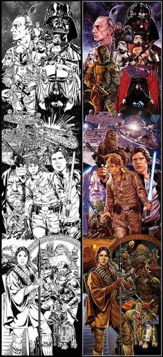 Star Wars •Mark Brooks