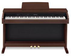 Đàn Piano điện Casio Celviano AP-260BN là dòng piano điện cao cấp của Casio, với thiết kế sang trọng và hỗ trợ các chức năng chơi đàn như trong các hội trường âm nhạc nổi tiếng. AP-260BN tích hợp các tính năng nguồn âm thanh đa chiều, bàn phím mô phỏng giống đàn piano acoustic