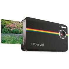Polaroid - Z2300B 5.0MP Digital Instant Print Camera - Black