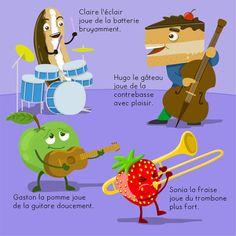 Instruments de musiq