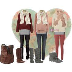 Looks for autumn! #Fashion