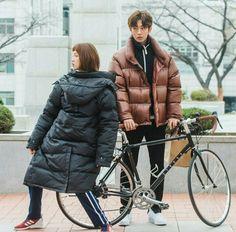 ©kdramaseries Weightlifting Kim Bok Joo, Weightlifting Fairy, Kdrama Actors, Tv Actors, Weighlifting Fairy Kim Bok Joo, Nam Joo Hyuk Lee Sung Kyung, Nam Joo Hyuk Wallpaper, Joon Hyung, Swag Couples