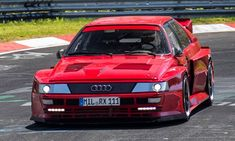 (*) Twitter Audi 100, Racing Motorcycles, Automotive Art, Audi Quattro, Custom Cars, Concept Cars, Vintage Cars, Motors, Race Cars