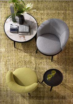 Porada - Daphne Chairs