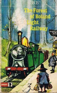 The Forest Of Boland Light Railway. 30 years on and I still look for the railway when I drive though the forest. Ya Books, I Love Books, Wester Ross, Book Drawing, Book Authors, Little People, Book Worms, Book Art, Knight