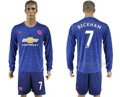 http://www.yjersey.com/201617-manchester-united-7-beckham-away-long-sleeve-soccer-jersey.html Only$35.00 2016-17 MANCHESTER UNITED 7 BECKHAM AWAY LONG SLEEVE SOCCER JERSEY Free Shipping!